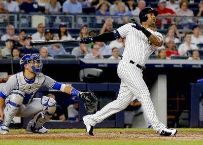 MLB》希克斯逆轉三分彈 洋基連27場開轟追平大聯盟紀錄(影音)