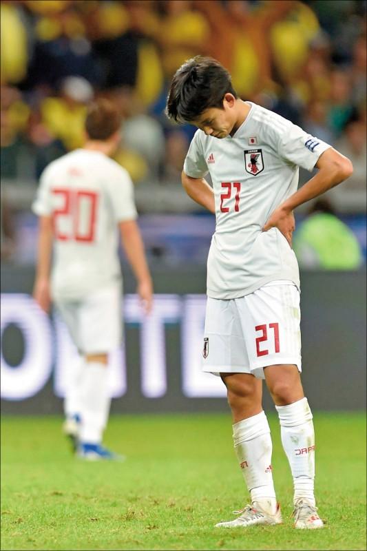 美洲盃足球賽》「日本梅西」絕殺越位 藍武士0勝收工