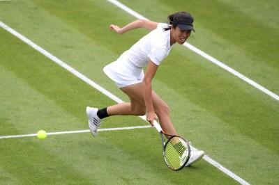 網球》謝淑薇不敵前球后哈勒普 伊斯特本女單16強止步