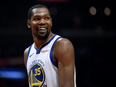 NBA》KD跳脫合約、未來動向不明 美媒:他要問自己內心