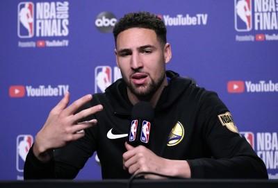 NBA》美媒爆K湯本週與勇士會面 5年1.9億大約是關鍵