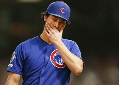 MLB》達比修有投5局失5分吞敗 連11場先發未拿勝投