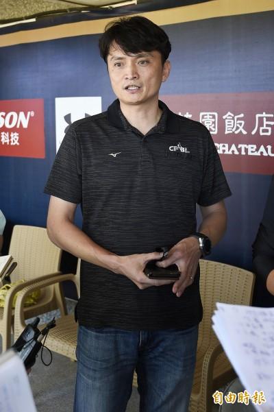 中職》蔗總請辭 聯盟:他還是12強教練團一員