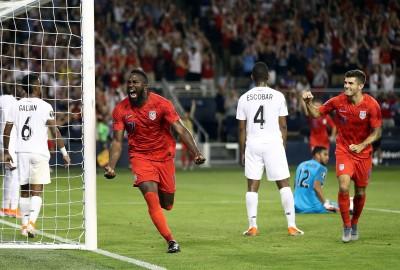 足球》目標只有冠軍金盃! 美國退巴拿馬全勝晉級淘汰賽