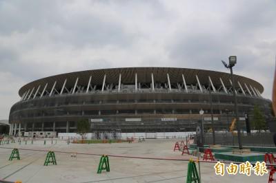 奧運》東奧主場館9成完工 以天然涼風對抗暑氣