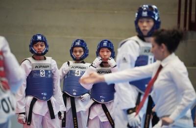 世大運》跆拳道女團晉級金牌戰 挑戰強敵南韓拚第二金