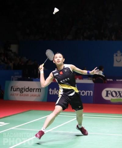 印尼公開賽》睽違已久戴資穎 首戰直落二擊敗楊佳敏開紅盤