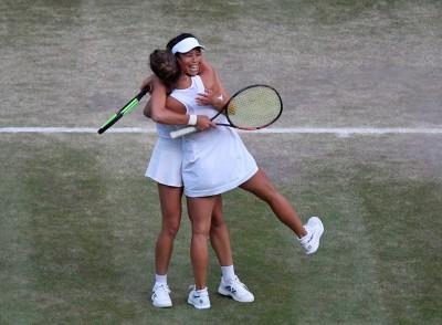 溫網》謝淑薇喜獲第三座大滿貫金盃  透露享受比賽關鍵
