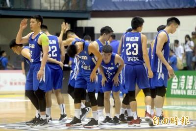 瓊斯盃》籃板輸慘!台灣白隊遭約旦「天龍陣」打爆吞3連敗