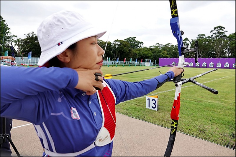 譚雅婷先聲奪人 東奧測試賽奪銅