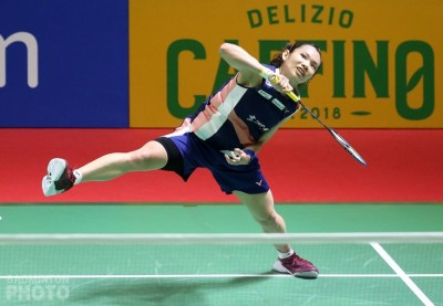 印尼賽》直落二解決泰國布莎南 戴資穎挺進8強