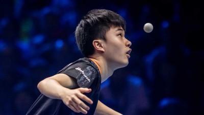 桌球》逆轉里約奧運金牌 林昀儒T2鑽石聯賽驚奇闖進四強