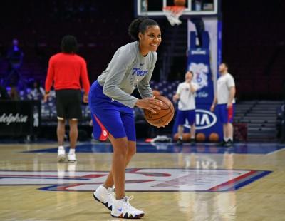 NBA》女力報到! 國王聘請前WNBA球星當助教