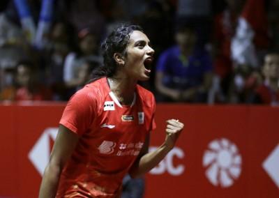 印尼賽》印度一姊辛度打趴陳雨菲 明瞄準今年首冠