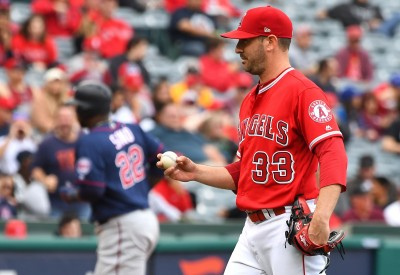 MLB》加盟不到一年 哈維遭天使指定轉讓