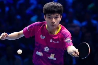 桌球》自家2大好手連遭林昀儒重挫 中國網友崩潰喊丟臉