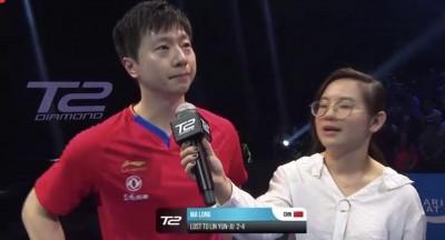 桌球》輸不起?遭台灣17歲新星碾壓 中國球王賽後一句話挨批