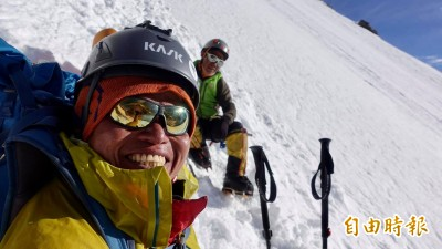 登山》取消攻頂K2「讓大家失望」 呂忠翰、張元植讓台灣看到新高度