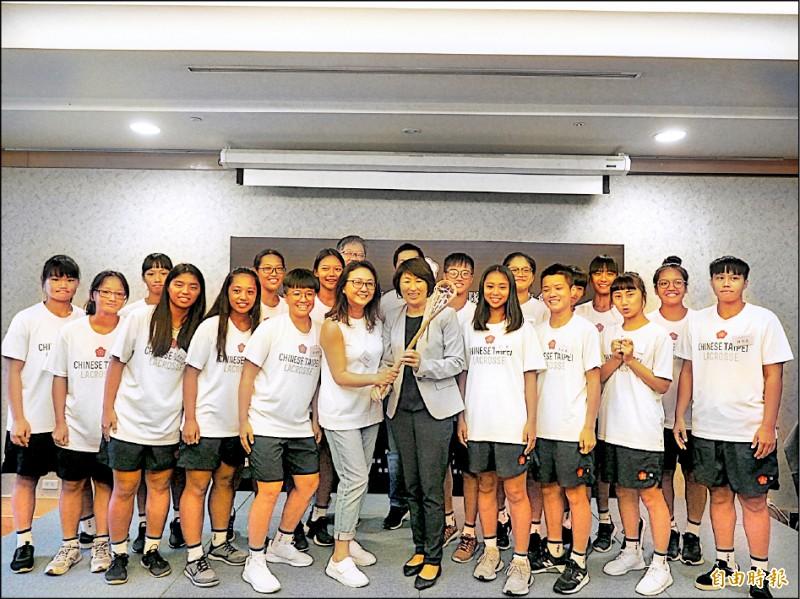台東女子袋棍球隊 成軍半年赴世界盃