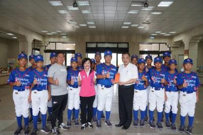 棒球》竹縣關西國小組隊成軍 明赴日參加世界少年軟式棒球賽
