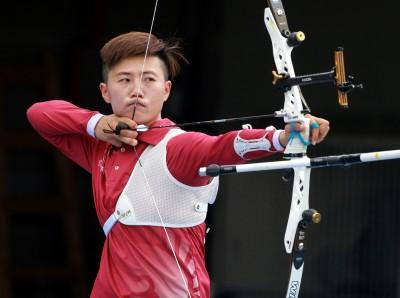 射箭》世錦賽金牌「雷母」雷千瑩發威 凱撒保住上半季冠軍