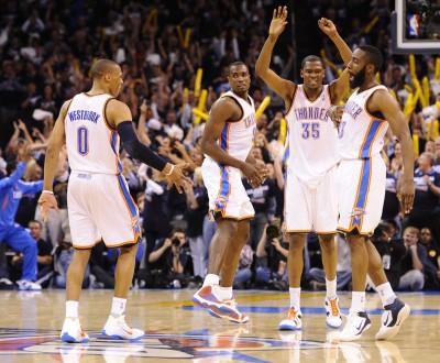 NBA》雷霆為何最終一冠未得?    前NBA球星 :全是這筆交易的錯