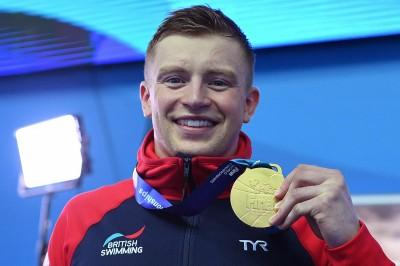 游泳》英國蛙王又破100公尺世界紀錄 海放史上第2人逾一分半鐘