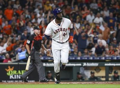 MLB》生涯前30場進帳35打點 太空人大物打破普侯斯紀錄
