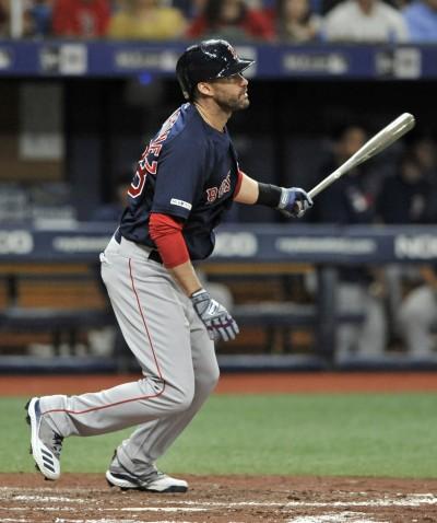 MLB》紅襪單局3轟擊潰光芒 羅德里奎茲7局好投奪第12勝(影音)