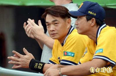 中職》引退賽門票終於開賣 彭政閔:會滿嗎?