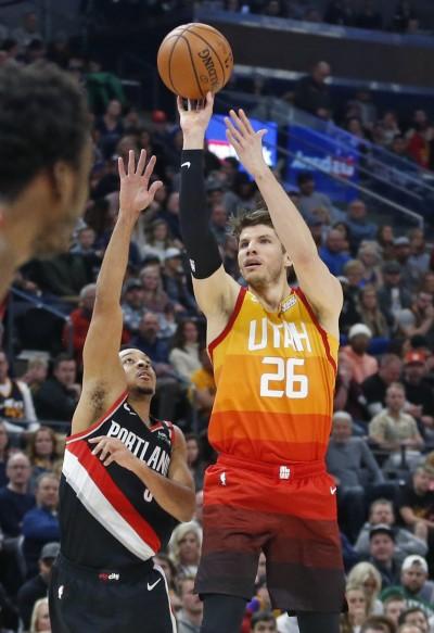 NBA》帥哥射手身兼多職     本季將擔綱字母哥投籃導師