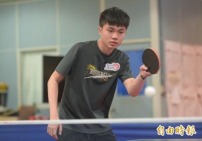 桌球》「神童」林昀儒不習慣受矚目 要讓自己變更強