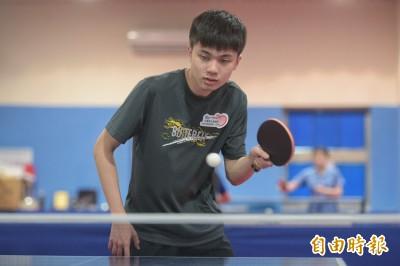 桌球》全運會桌球資格賽 林昀儒、陳建安等選手齊聚一堂