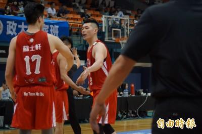 籃球》飆22分助台師大險勝 周桂羽朝目標前進有他當先例