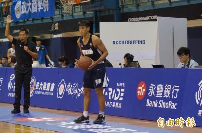 籃球》籃球之外的新世界 台藝大後衛劉揚暄找到平衡點