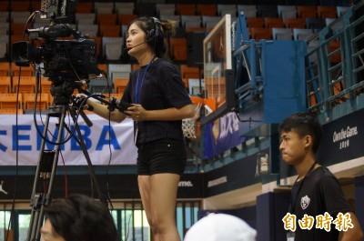 籃球》第一屆政大雄鷹盃 傳院學生磨練大好機會