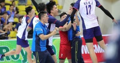 排球》三大主因 台灣男排實力直逼中、日、韓頂尖強權