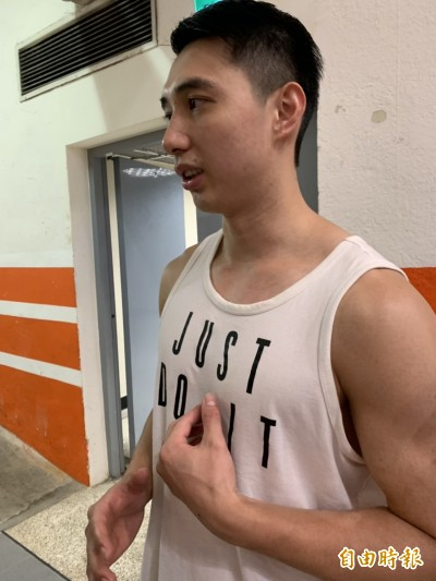 籃球》李漢昇西進磨練3年 想家讓他考慮返台打球