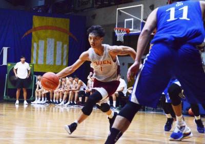 籃球》輔大赴菲律賓「越洋打怪」 觀看PBA總冠軍賽