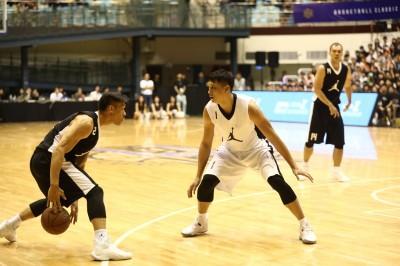 籃球》林志傑加盟富邦勇士 有望上演俠獸經典對決