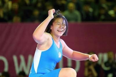 角力》寫下歷史!台灣女將張惠慈 奪世青隊史首面銀牌