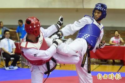 跆拳道》越南公開賽席捲4金 劉威廷改變戰略拚奧運