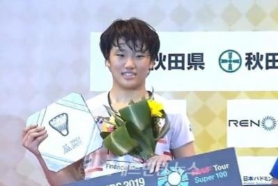 羽球》韓國天才少女又贏了 安洗瑩喜獲今年第3冠