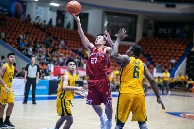 籃球》7人應戰打出拚勁 台銀不敵菲律賓FEU大學獲亞軍
