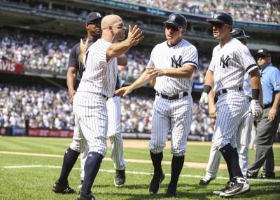 MLB》洋基再槓裁判!賈納拿球棒「戳」天花板也遭趕出場