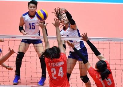 女排亞錦賽》首戰不敵泰國 台灣隊明戰紐西蘭非贏不可