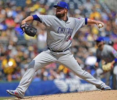 MLB》萊斯特復活、布萊恩道歉全壘打 小熊終止4連敗