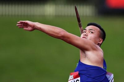 快訊】歷史新頁!「黃金右臂」鄭兆村奪台灣第一面鑽石賽金牌