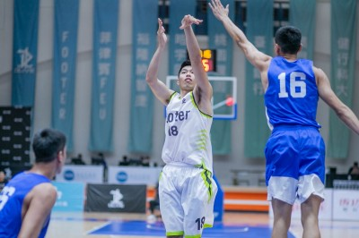 籃球》台大高材生劉人豪挑戰SBL選秀 勇於追夢不留遺憾