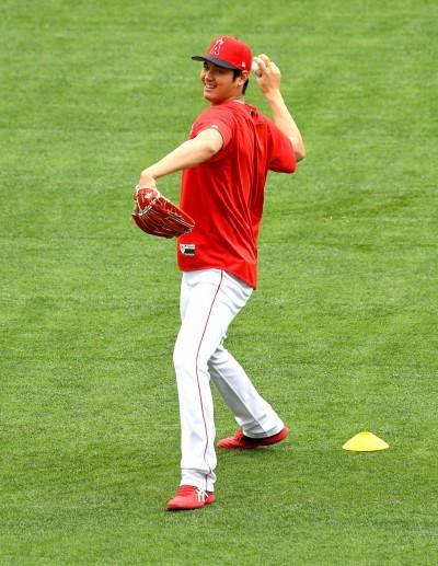 MLB》對曲球的不安感消失 大谷練投又過一關!